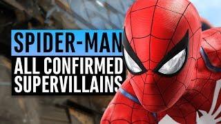 Spider-Man   9 Confirmed Supervillains & Their Origins