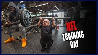Path To The NFL Draft! Workout With Du