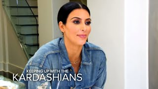 "KUWTK | Kim K. Calls Khloé Out for ""Flirting"" With Ex, Lamar 