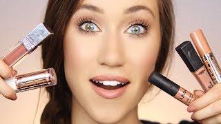 The Best Everyday Drugstore NUDE Lipsticks