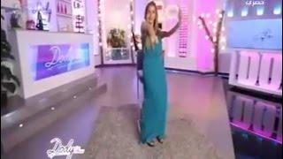 شاهد #دعاء_صلاح (تهاجم أغنية مفيش صاحب يتصاحب) وترقص عليها #دودي_شو
