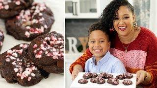 Christmas Cookies with Cree | Tia Mowry