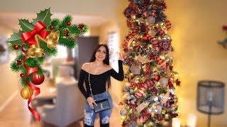 MY SUEGRAS DIY CHRISTMAS HOME DECOR
