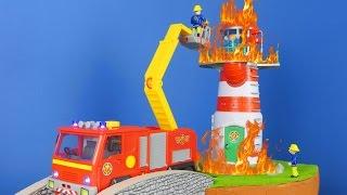 FEUERWEHRMANN SAM deutsch neue Folgen für Kinder: Neue beste Rettungsaktionen | Feuerwehrmann Sam