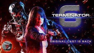 Terminator 6: Reboot Trailer 2019 - Original Cast | Linda Hamilton | Arnold Schwarzenegger | Fanmade