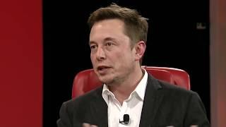 Elon Musk Says He