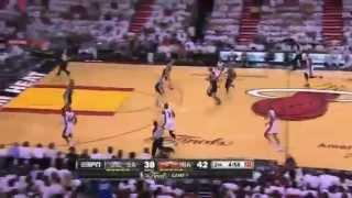 San Antonio Spurs Vs Miami Heat - NBA Finals 2013 Game 1 - Full Highlights 6/6/13