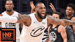 LeBron James (29 pts, 10 reb, 8 ast, 1 stl) Full Highlights vs Team Stephen / 2018 NBA All-Star Game