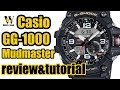 Casio G Shock GG 1000 MUDMASTER - module...mp3