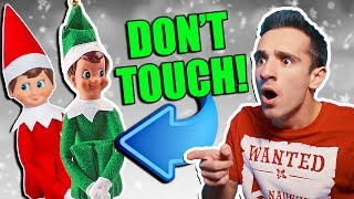 ELF ON THE SHELF IS REAL 6! DON