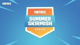 Fortnite #SummerSkirmish Series | Week 2 (Day 2)