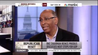 Michael Steele fires back at Reince Priebus criticism