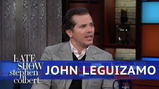 John Leguizamo Teaches