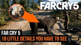 Far Cry 5 - 19 little details you have to see