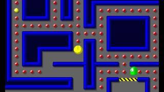 Amiga Game: Super Pacman