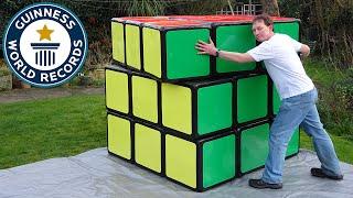 Largest Rubik
