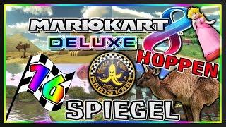 MARIO KART 8 DELUXE Part 16: Bananen-Cup Spiegel Deluxe mit permanentem Hopping