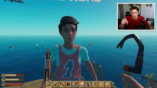 Denis Sucks At Raft - Episode 28