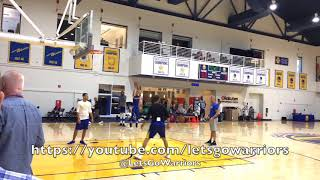 Sights & Sounds from Golden State Warriors