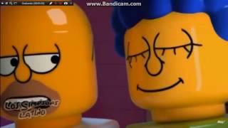 LOS SIMPSONS + LEGO (PARTE1)
