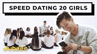 20 vs 1: Speed Dating 20 Girls - Jon   Jubilee x Solfa