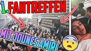 ERSTES FANTREFFEN ESKALIERT KOMPLETT!!!! 😱  | mit JOUNES AMIRI | Marlon