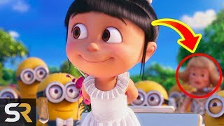 10 Easter Eggs And References You Missed In Despicable Me Movies