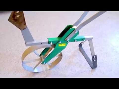 Полольник для мотокультиватора своими руками