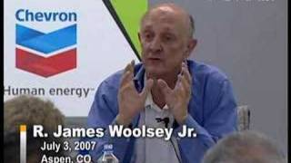R. James Woolsey - An Argument for Energy Independence
