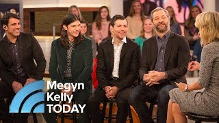 Judd Apatow And Avett Brothers Talk About New Documentary 'May It Last'   Megyn Kelly TODAY