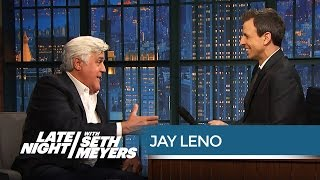 Jay Leno on Political Correctness - Late Night with Seth Meyers