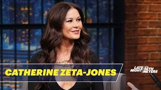 Catherine Zeta-Jones Talks Griselda Blanco and Cocaine Godmother