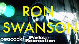 Parks and Recreation - Ron Swanson