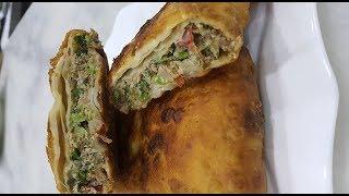 Arabic Paratha by Chef Arshad Ghafoor