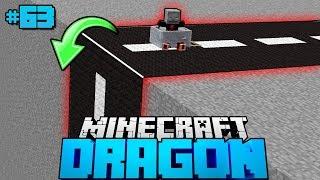 MIT 90° RUUUUUUUNTER?! - Minecraft Dragon #63 [Deutsch/HD]
