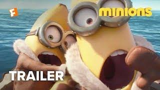 Minions Official Trailer #3 (2015) - Despicable Me Prequel HD