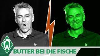 BUTTER BEI DIE FISCHE: Wynton Rufer | SV Werder Bremen | Europapokal der Pokalsieger