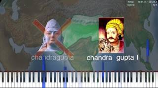 history of the entire world, i guess but converted to midi