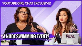 WEB EXCLUSIVE: Would You Attend a Nude Swimming Event?