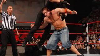 John Cena vs. Mr. McMahon
