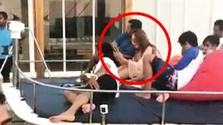 [Leaked video] -Salman Khan & Iulia Vantur's Intimate Moment At Maldives