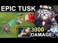 EPIC TUSK DOTA 2 PATCH 7.11 NEW META GAM...mp3
