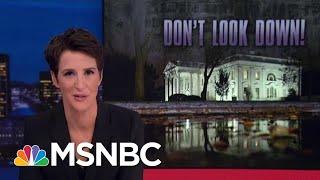 Unlike Richard Nixon, Donald Trump Misconduct Piling Up In Full Public View   Rachel Maddow   MSNBC