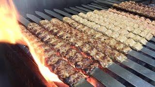 How To Make Persian Lamb Koobideh Kebab