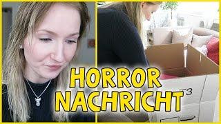 MEIN CHAOTISCHER GEBURTSTAG & HORROR NACHRICHT + PACKEN - Kathi2go