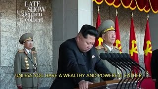Kim Jong-Un Launches A Commencement Speech