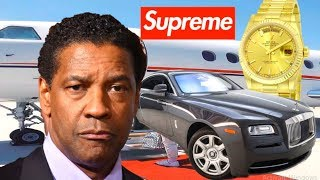 6 MOST EXPENSIVE THINGS OWNED BY AMERICAN ACTOR DENZEL WASHINGTON