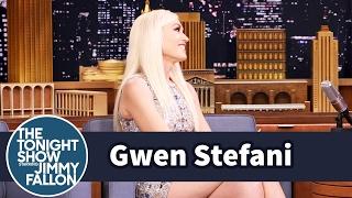 Gwen Stefani on Blake Shelton