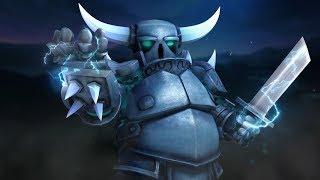 Super P.E.K.K.A and Mega Tesla UPDATE! (Clash of Clans Builder Hall 8)