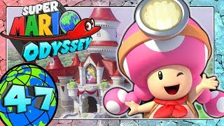 SUPER MARIO ODYSSEY Part 47: Toadette & ihre Achievements